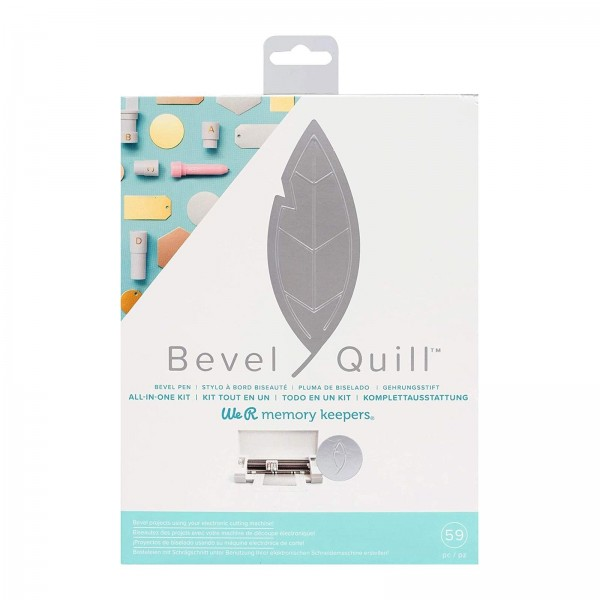 We R Memory Keepers Bevel Quill All-in-One Kit