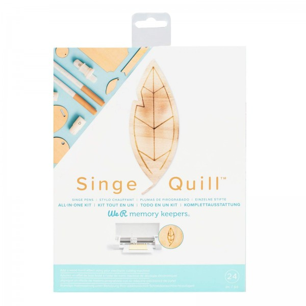 We R Memory Keepers Singe Quill All-in-One Kit