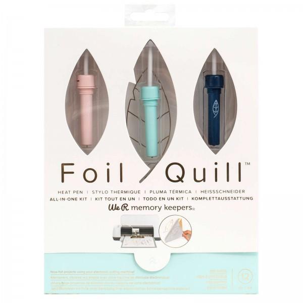 Foil Quill pen sæt