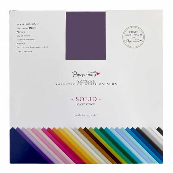 Papermania Premium karton 75 Ark