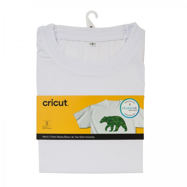 Cricut Crew Neck T-Shirt Blank