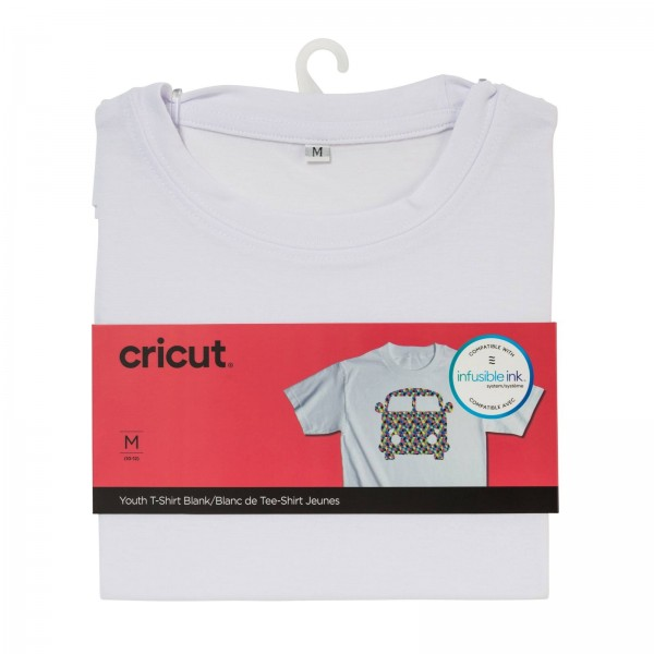 Cricut V-Neck T-Shirt Blank