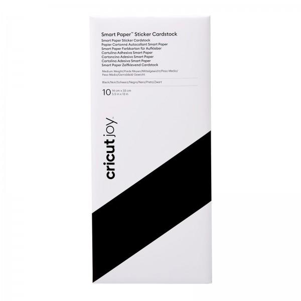 Cricut Smart Sticker Cardstock Black