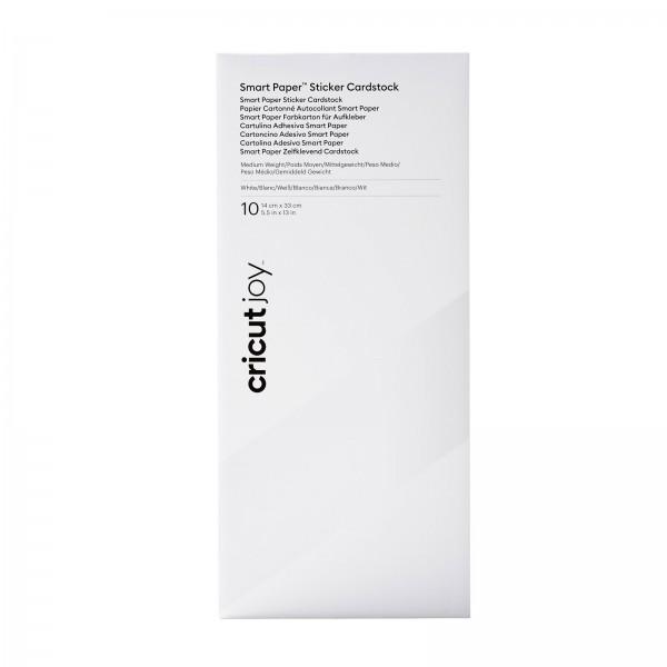 Cricut Smart Sticker Cardstock White